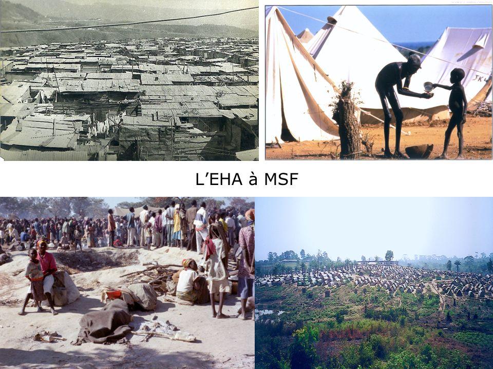 LEHA à MSF