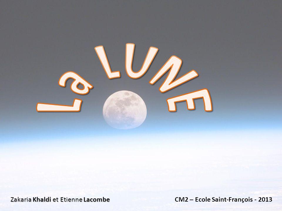 Zakaria Khaldi et Etienne Lacombe CM2 – Ecole Saint-François - 2013