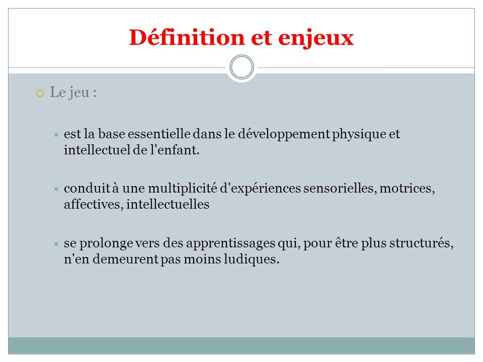 2.Le langage Des enjeux clairement identifiés.