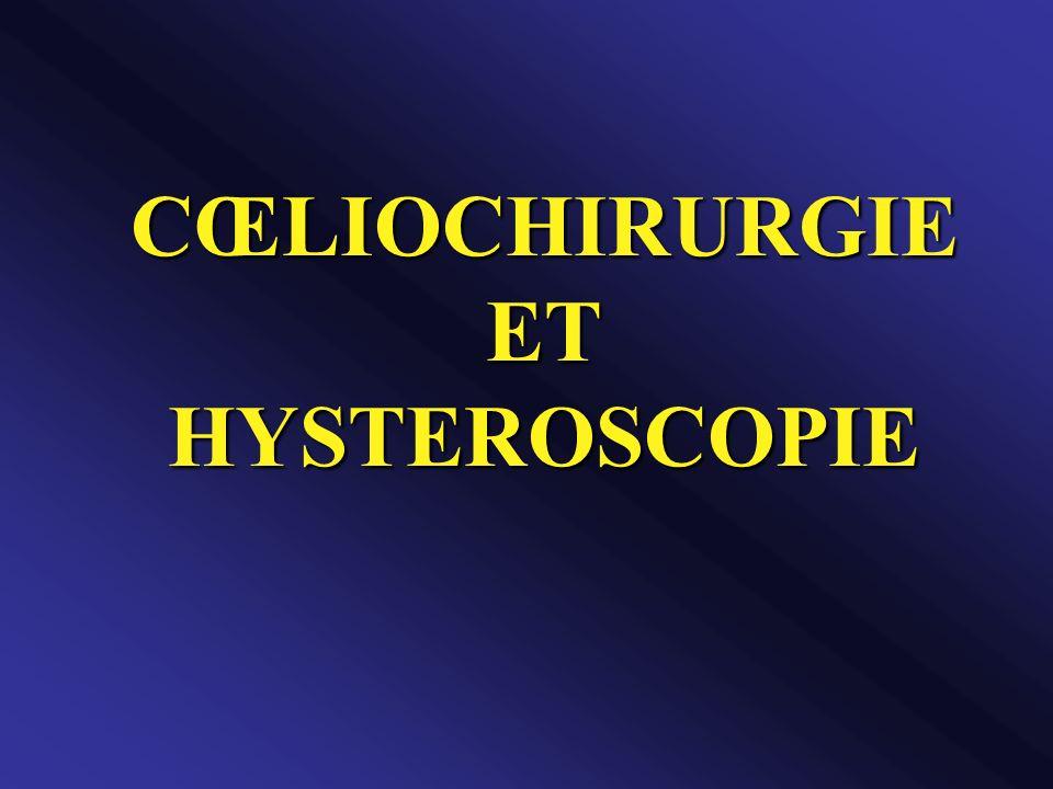 CŒLIOCHIRURGIE Rappels anatomiques Objectif de la chirurgie Définition, but, principe Installation définitive Matériel spécifique Temps opératoires Risques de la chirurgie