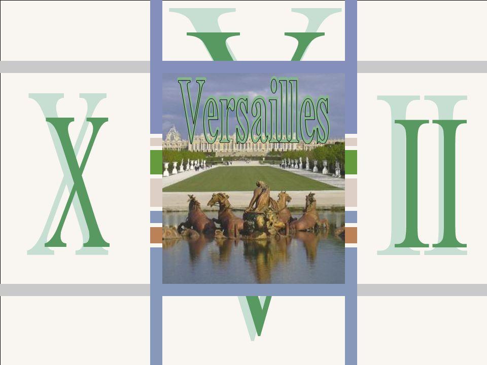 Le château de Versailles montre la volonté de puissance du Roi du fait de sa taille, de sa beauté, de sa décoration ( toutes les dorures, les statues, les miroirs, les trônes…), de ses jardins…