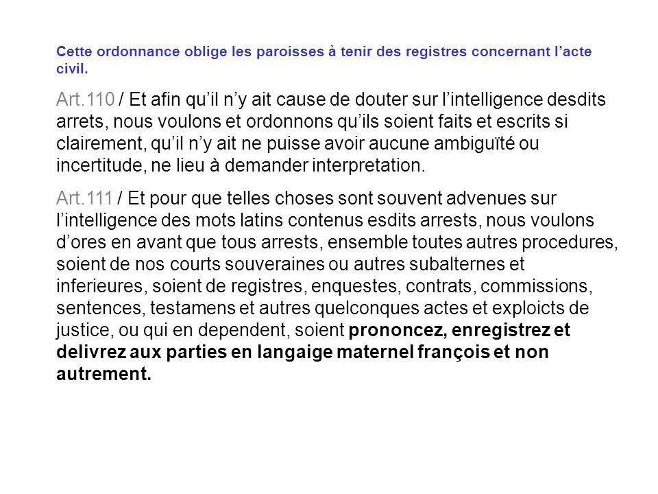 Le français du 16 ème siècle = une langue à inventer Les mots dune même famille ont ainsi parfois une histoire différente : -Une étymologie populaire -Une étymologie savante, pour tous les mots quil a fallu inventer pour la législation, pour les sciences, pour la philosophie … Exemples : Lhomme romain va chercher de l « AQUA » à la rivière … Lhomme du Moyen-Age a déformé le mot et va chercher de l « EWE ».