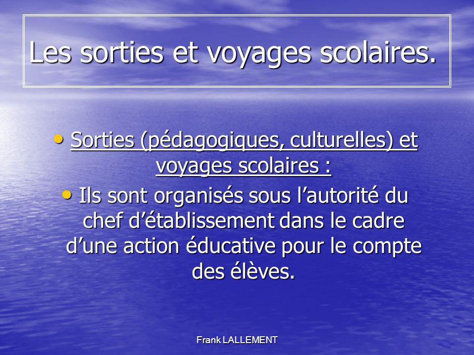 Frank LALLEMENT Les subventions dautres organismes publics : Fonds Social Européen (FSE).