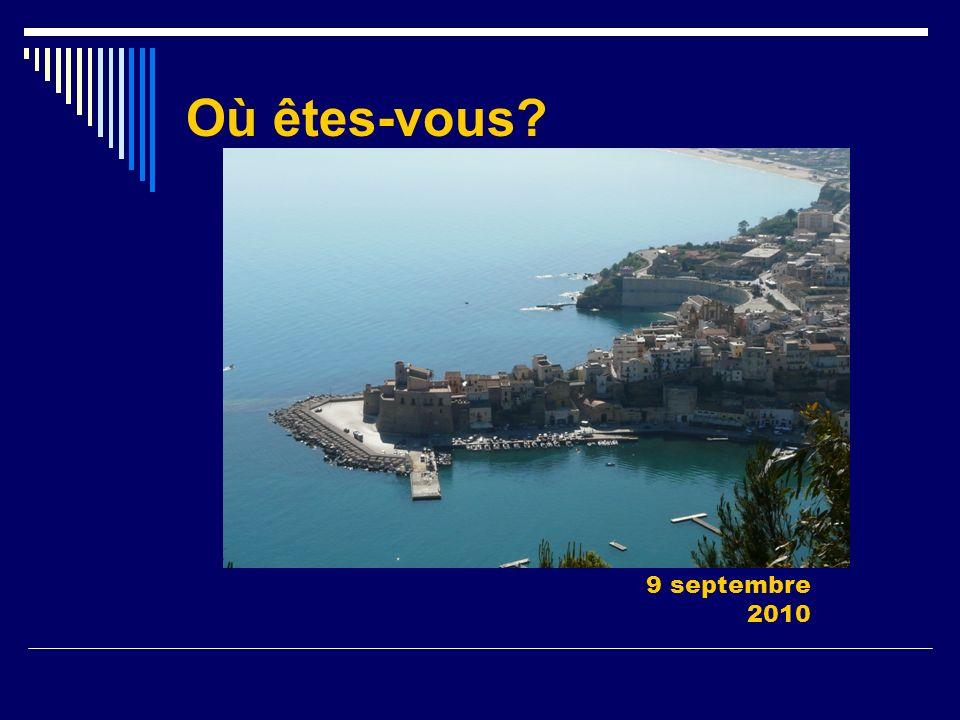 Représentations de lEtat et application de la loi tourisme du 22 Juillet 2009.