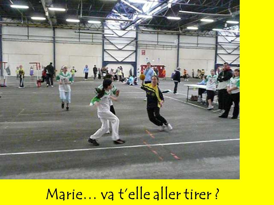 Marie… va telle aller tirer ?