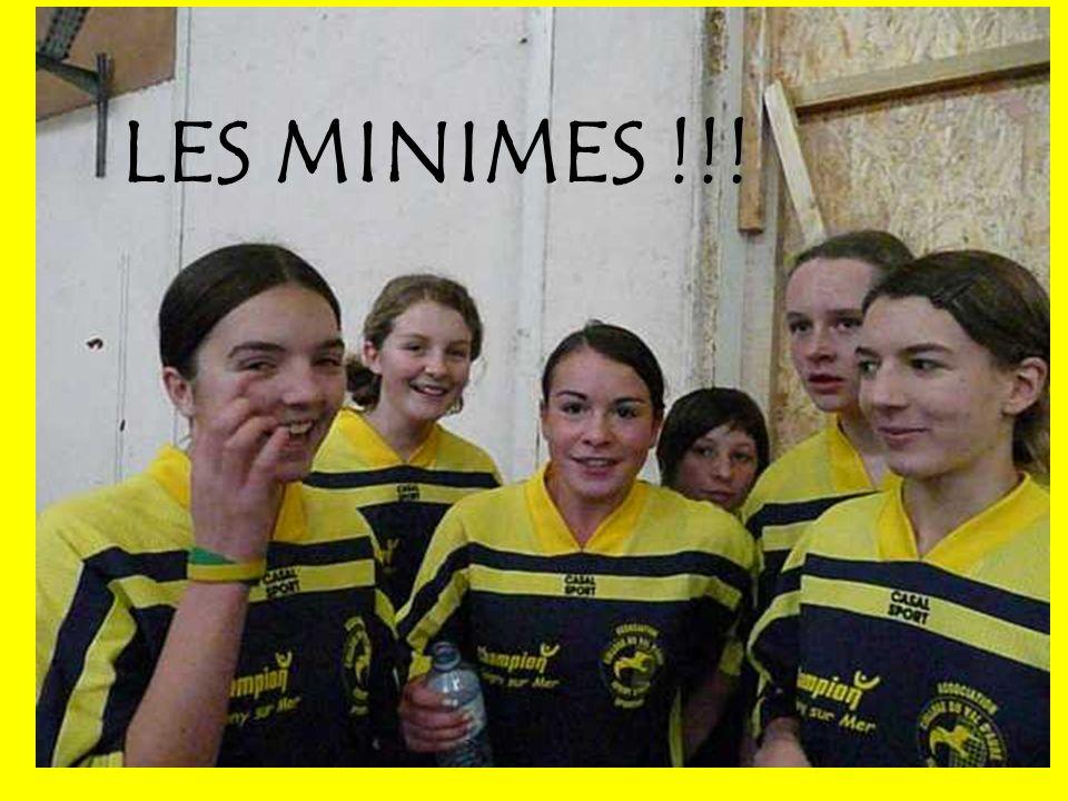 LES MINIMES !!!