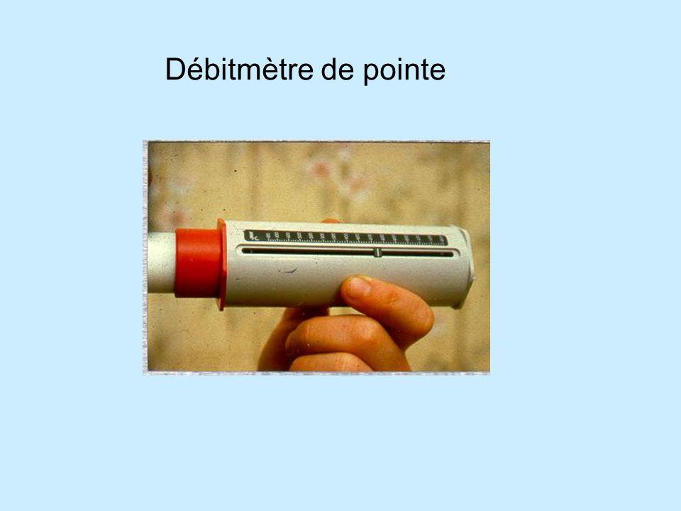 Lhyper-réactivité bronchique: comment la mesurer.