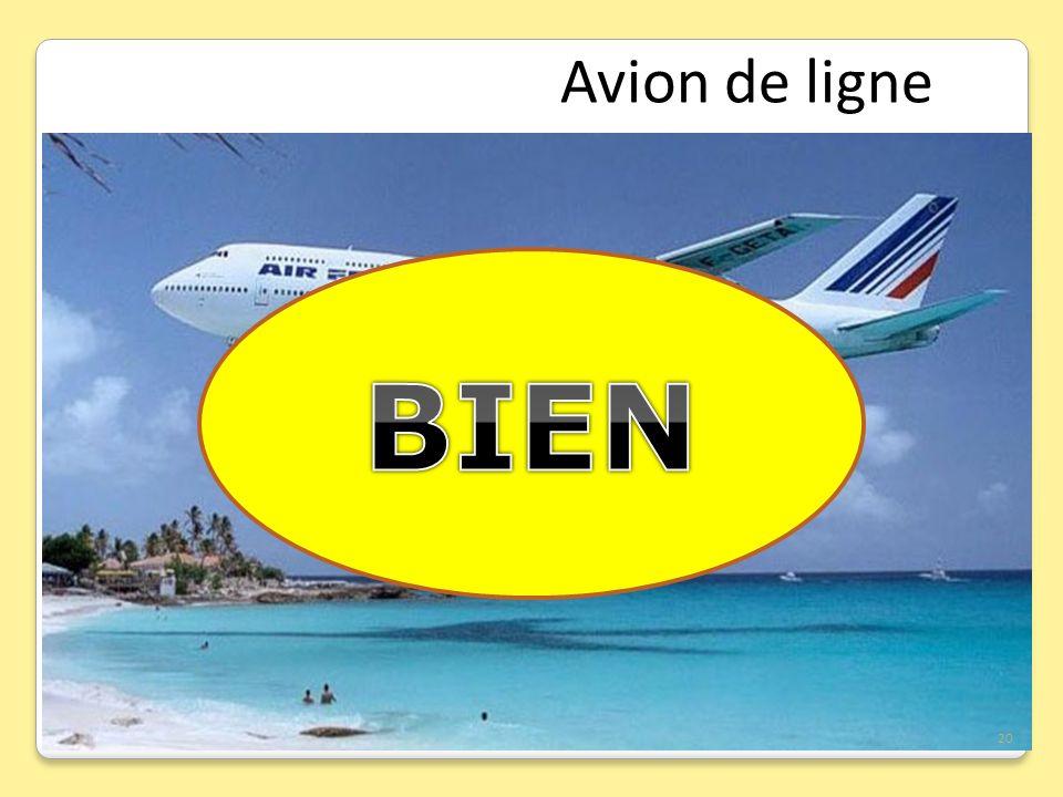 Avion de ligne 20