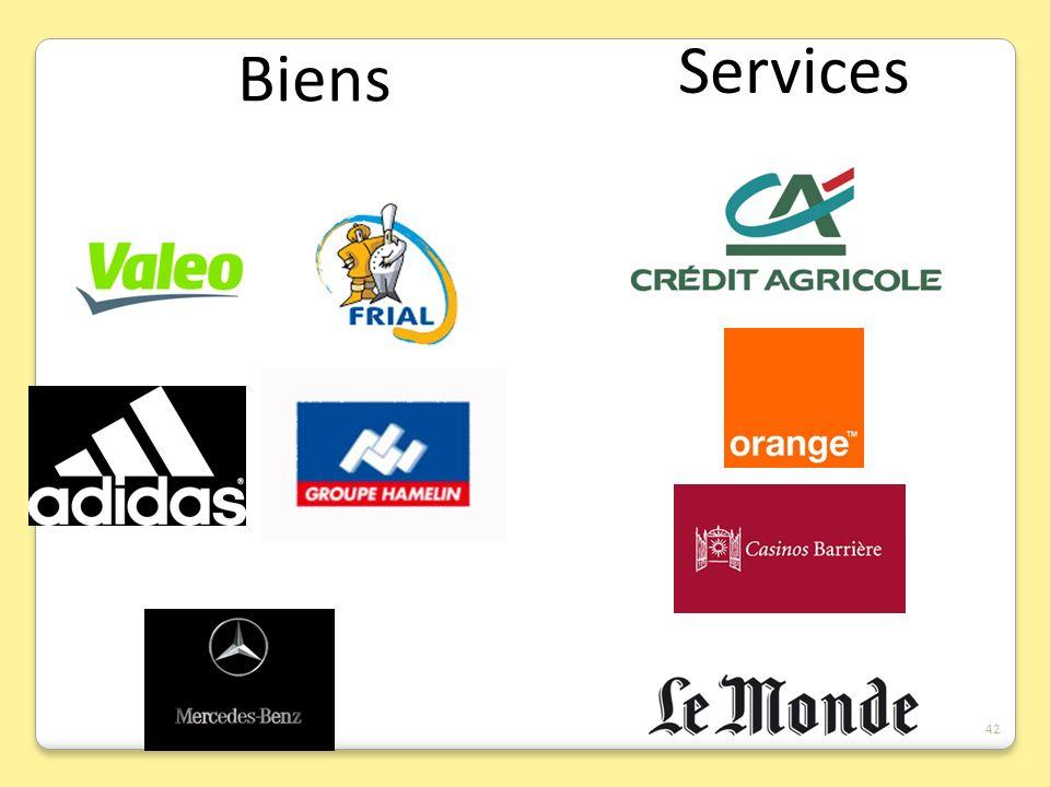 Biens Services 42