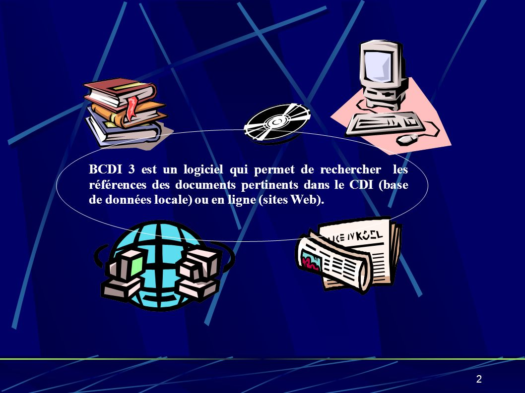 13 COMMENT INTERROGER BCDI .