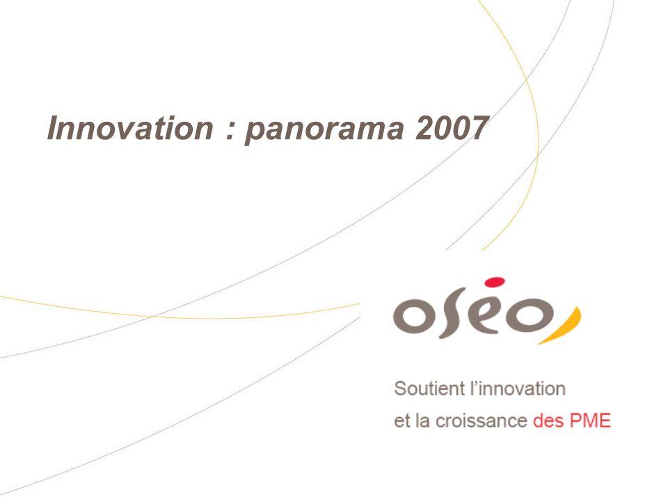 Innovation : panorama 2007