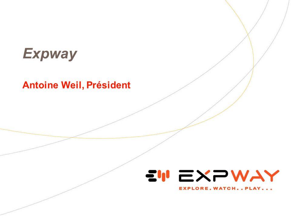 Expway Antoine Weil, Président