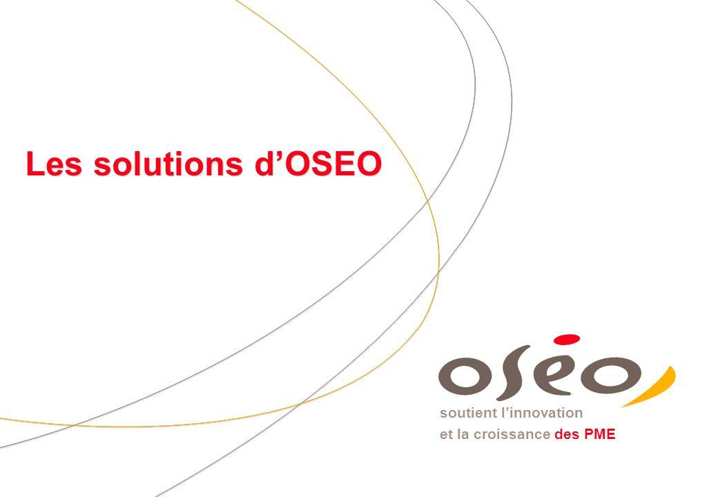 soutient linnovation et la croissance des PME Les solutions dOSEO