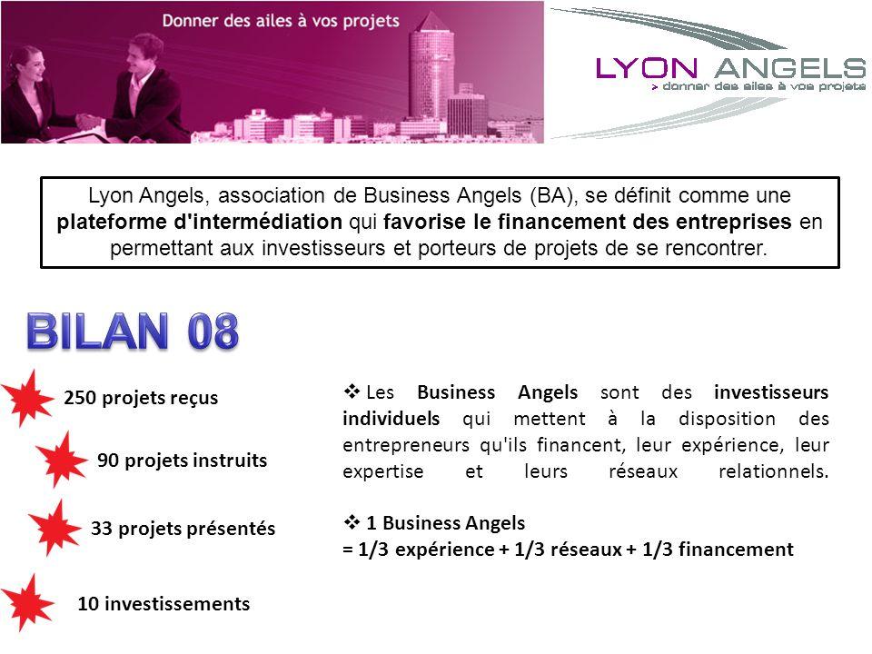 Les Business Angels sont des investisseurs individuels qui mettent à la disposition des entrepreneurs qu'ils financent, leur expérience, leur expertis