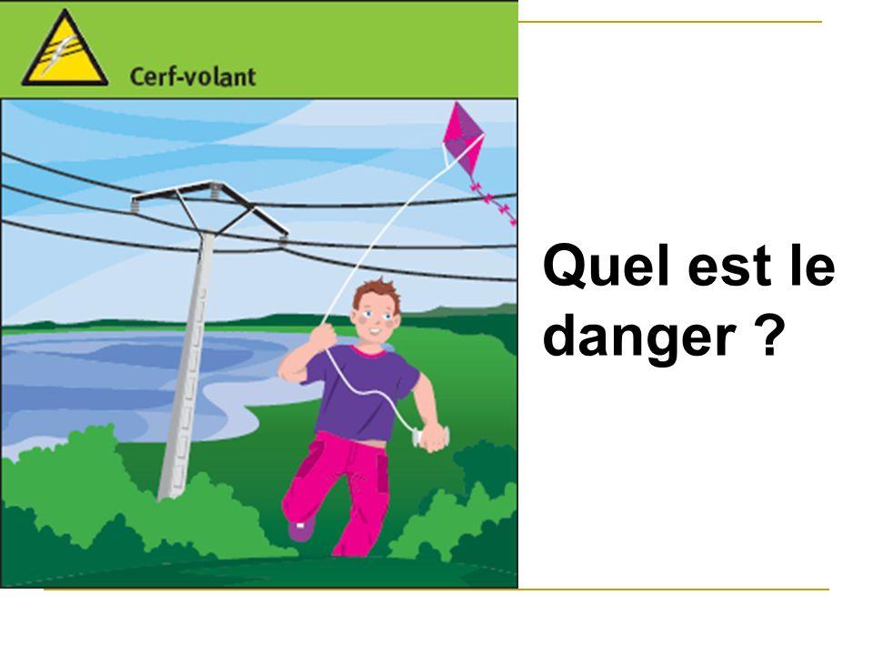 Quel est le danger ?