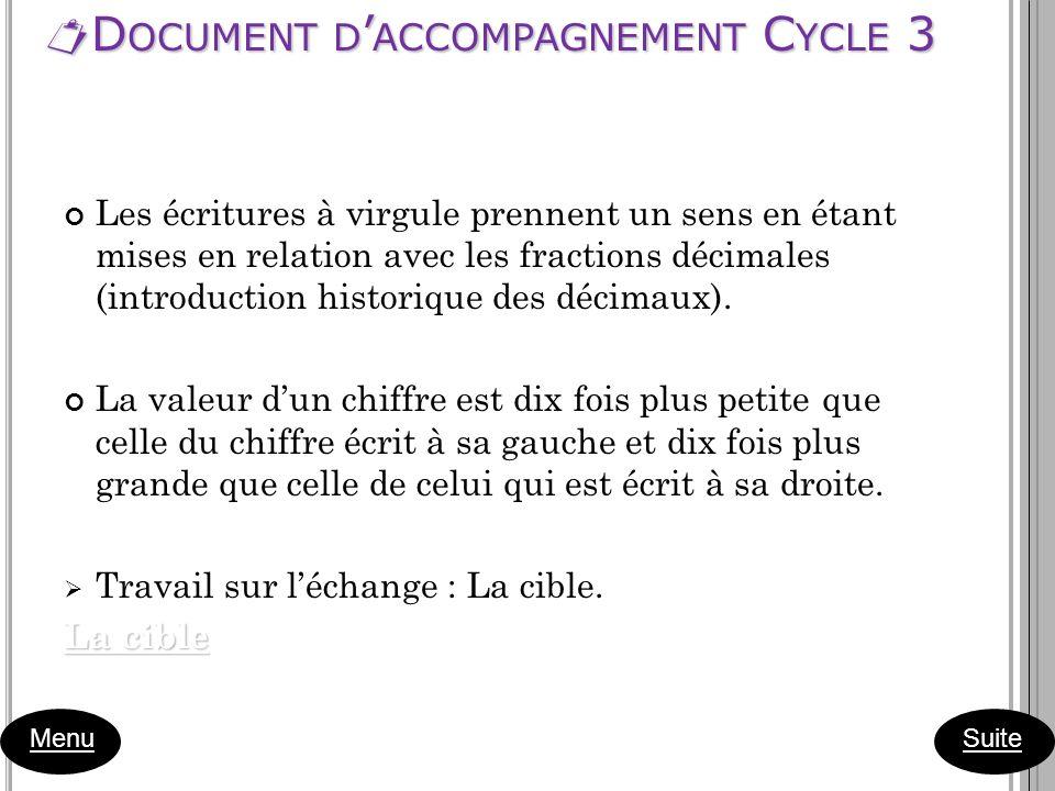 O RIGINE DES DIFFICULTÉS : 1.La façon décrire, de lire et de dire les nombres décimaux (« 3 virgule 8 »).