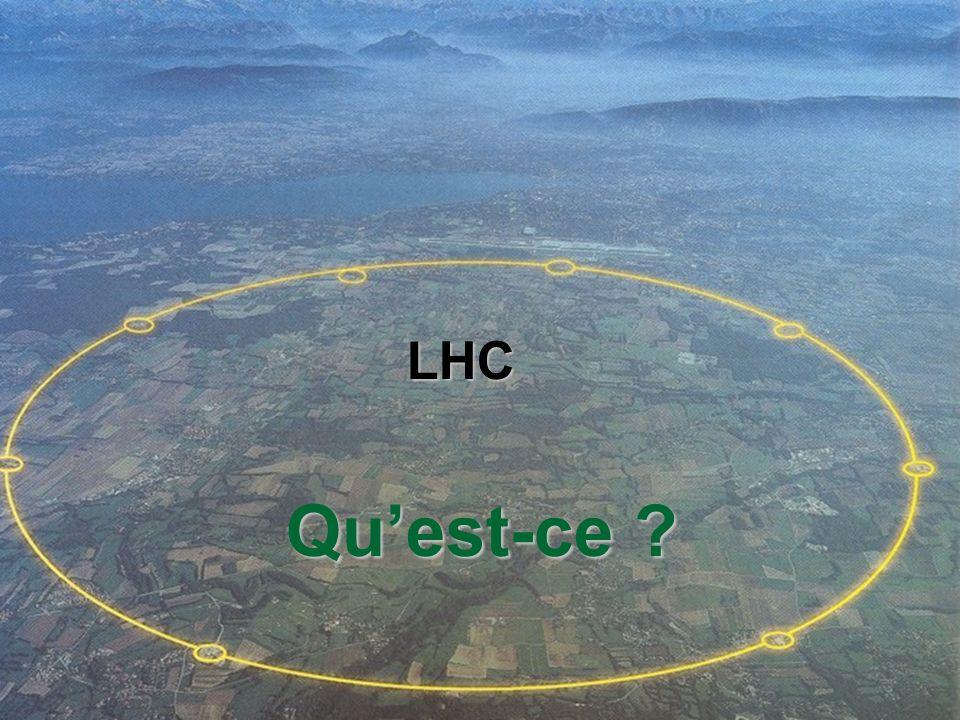 LHC Quest-ce ?