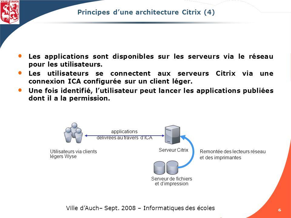 7 Ville dAuch– Sept.