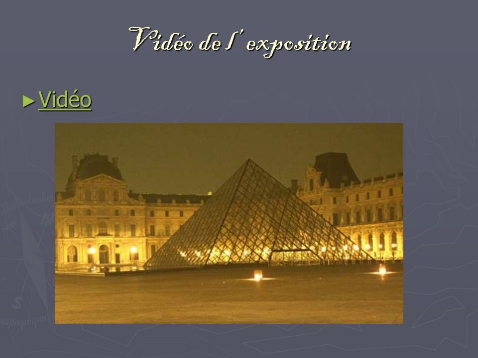 Vidéo de l exposition Vidéo Vidéo Vidéo