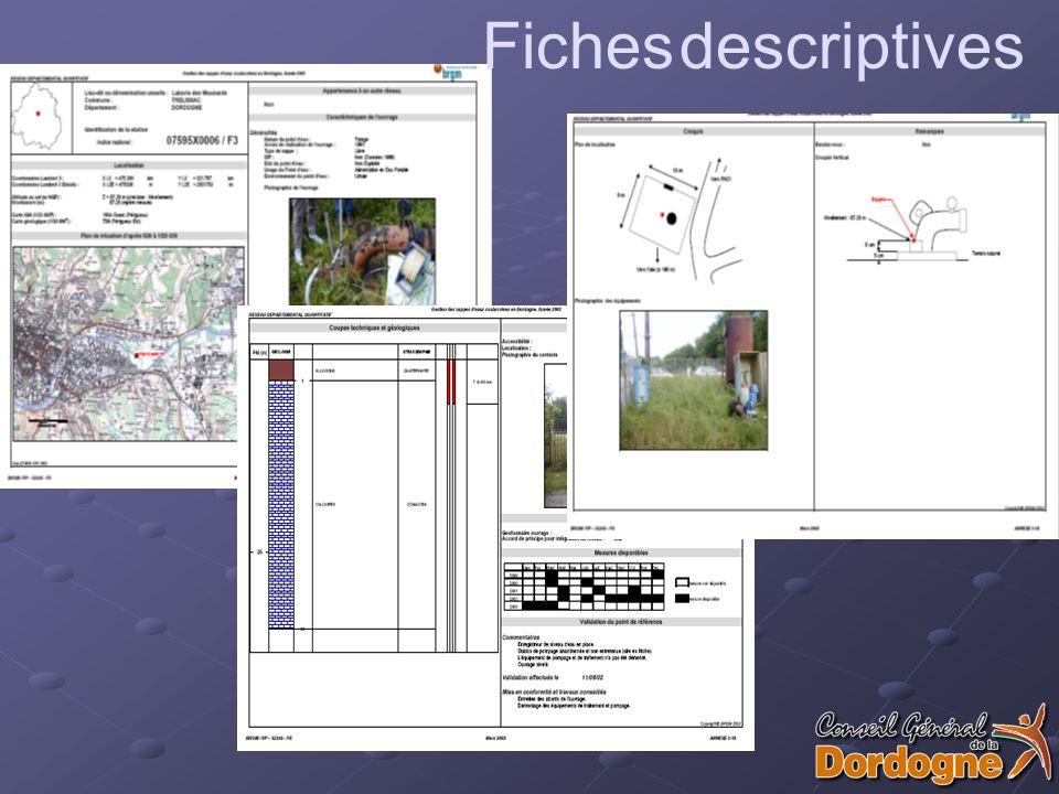 Les analyses chimiques Les analyses sont réalisées par le laboratoire départemental (LDAR).