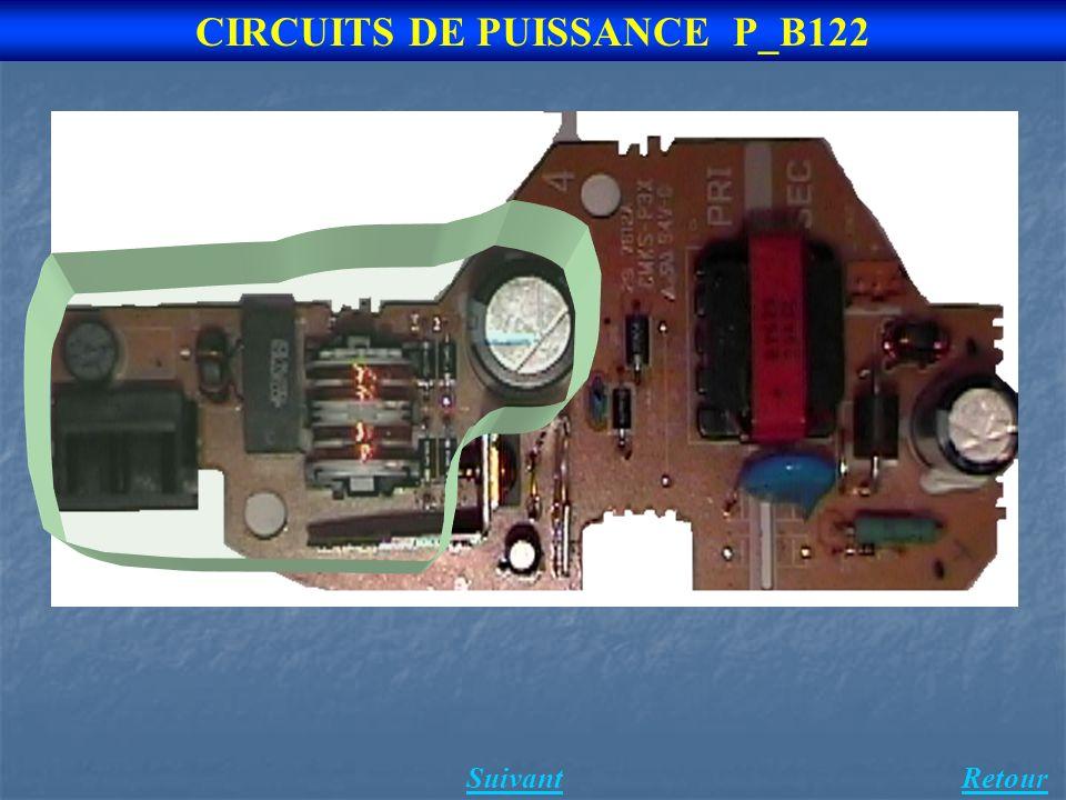 8 CIRCUITS DE PUISSANCE P_B122 SuivantRetour