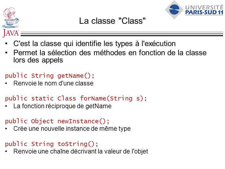 La classe