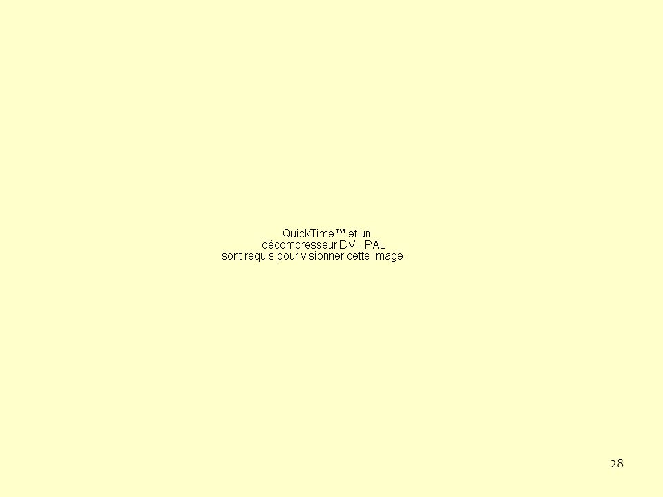 Atelier PIRSTEC - LIMSI - 11 juin 2009 27 Quels indices, ou leur absence, construisent globalement un agent générique vs.comportementalisé situation - personnalité - culture invariants et spécificités bruit de bouche grunt onomatopée interjection des (sou)rires multimodalité voix->parole->langage « micro-sons » [Loyau, 07] [Vanpé, 08]