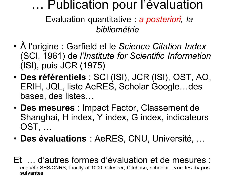 Communication scientifique modèle 2020 Source : Julie M. Hurd JASIST 51(14), 2000 Lien vers 1970