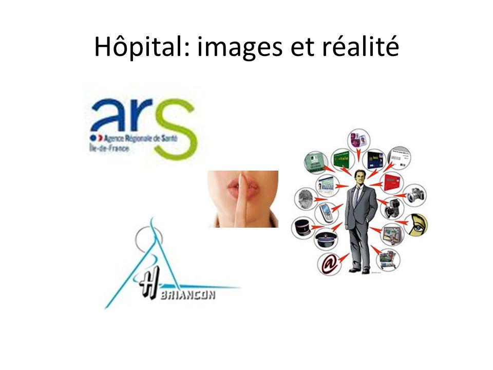 Hôpital: images et réalité