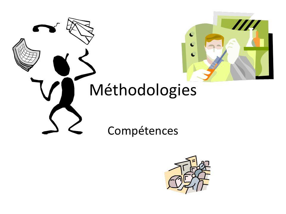 Méthodologies Compétences