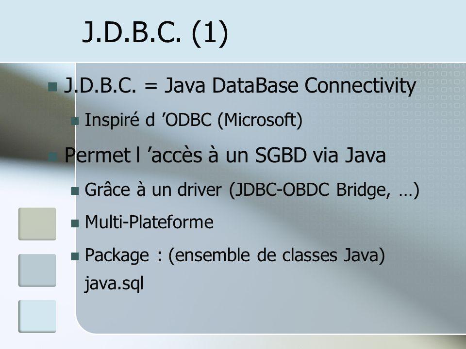 J.D.B.C.(1) J.D.B.C.