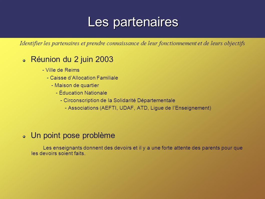 Le point de départ Un appel à projet en avril 2003 Élaboration des dossiers CLAS Contrat Local dAccompagnement à la Scolarité Un dispositif existant l