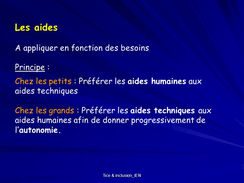 Tice & inclusion_IEN Laide au calcul : la calculette et laide à la pose dopérations Génex et son site de mutualisation La Dyspraxie visuo- spatiale et lécriture des nombres