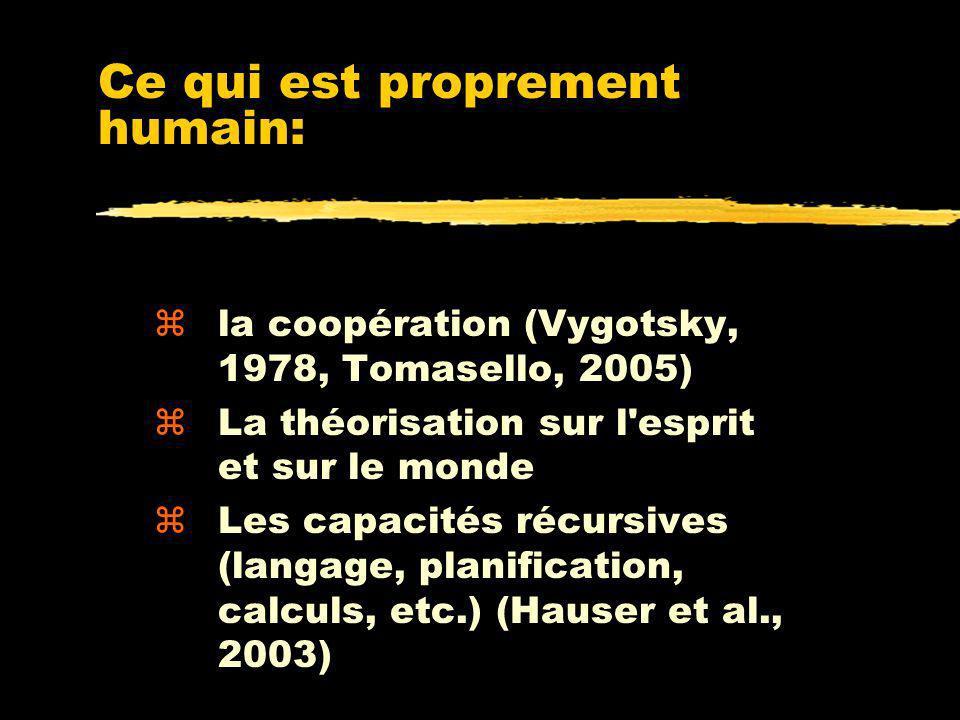 Hypothèse: double source de l'auto-évaluation (Koriat, 2010) zCes animaux prédisent leur succès sur la base d'indices émotionnels, appelés