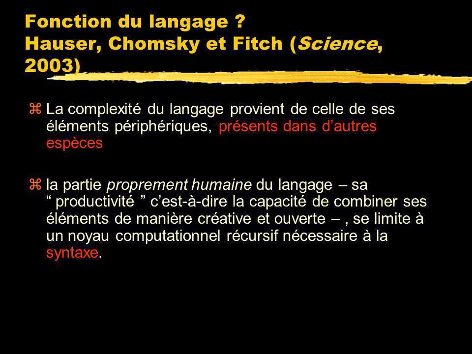 Hétérochronie : exemple zChez lhomme, les apprentissages se recouvrent en partie et sinfluencent entre eux (Langer, 1996) A D B C