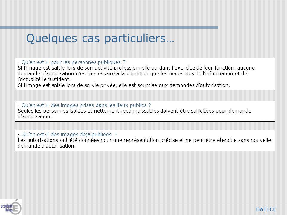DATICE CODE PENAL Article 226-8 (Ordonnance nº 2000-916 du 19 septembre 2000 art.