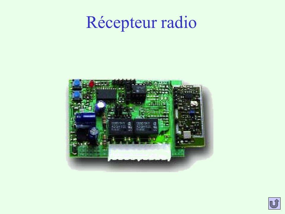 Récepteur radio