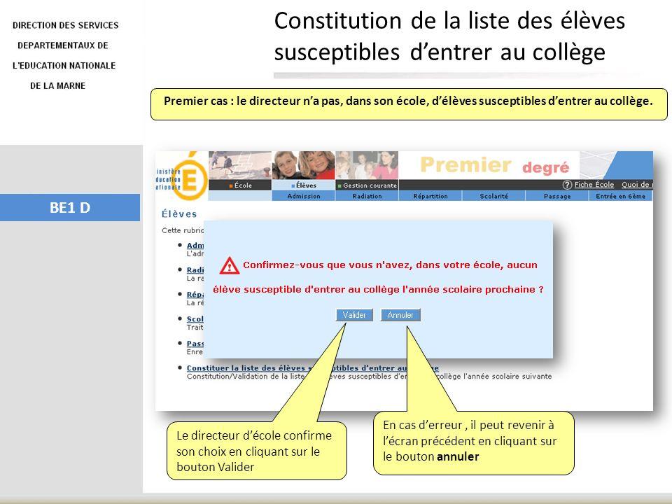 Le dossier « élève » On accède à un dossier à partir de nimporte quel menu comportant une liste délèves en cliquant simplement sur le nom de lélève.