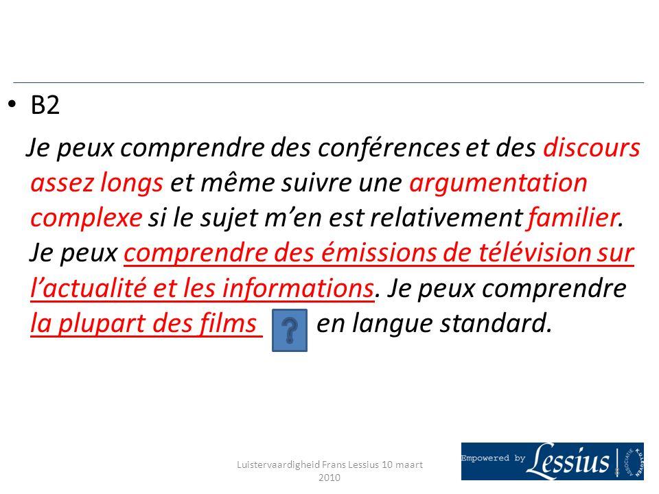 Le prototype du portfolio (1 ) Jai écouté le document vidéo TV5 MONDE 7 J (date: ……)/ RFI (URL: ….) 1.