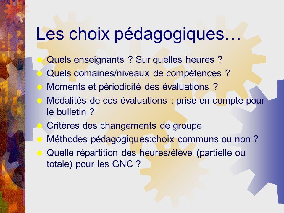 Les étapes du projet à prévoir… La présentation du projet aux élèves et aux parents Une évaluation diagnostique pour repérer les dominantes/élève à travailler : http://www.ac-nancy- metz.fr/enseign/interlangue/ouhttp://www.banqoutils.
