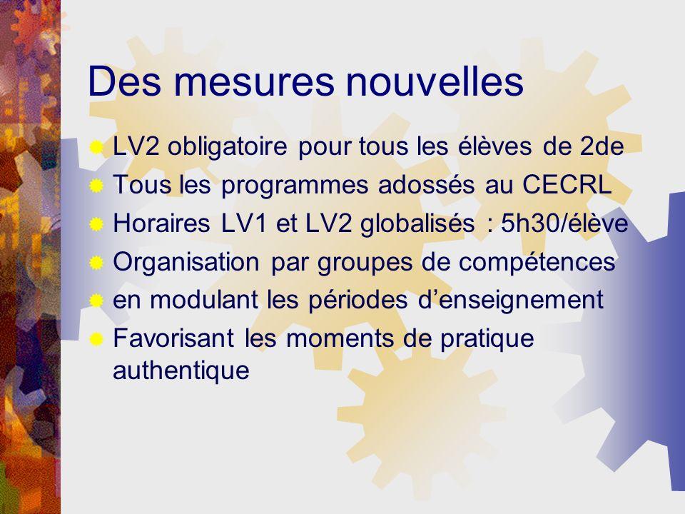 LE CECRL Le cadre est un outil conçu pour répondre à lobjectif général du Conseil de lEurope qui est de « parvenir à une plus grande unité parmi ses membres » et datteindre ce but par « ladoption dune démarche commune dans le domaine culturel ».