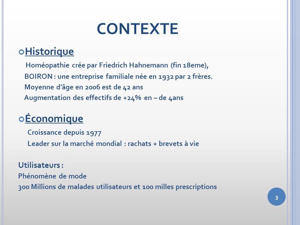 4 ORGANISATION 2830 salariés dans le monde : + moitié en France.