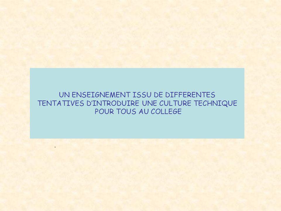 « Le collège daujourdhui dénonce trop souvent ce que les élèves ne savent pas faire sans tenter de promouvoir ce dont ils sont capables.