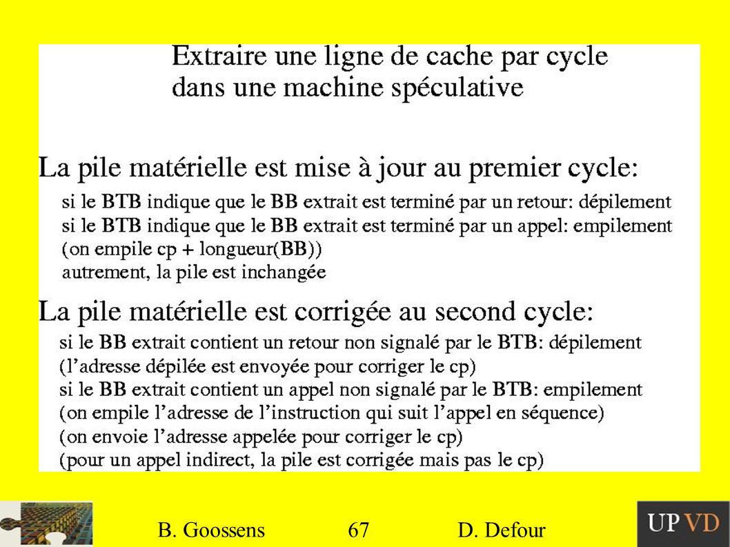 67 B. Goossens D. Defour67 B. Goossens D. Defour