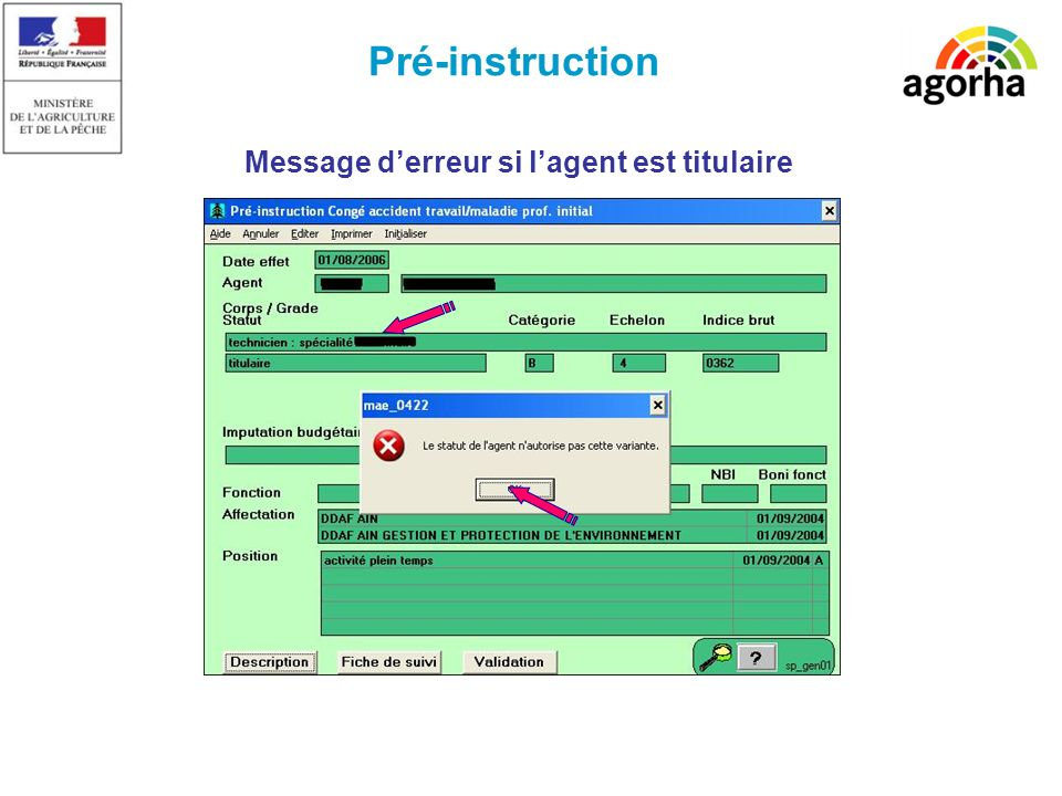 Pré-instruction
