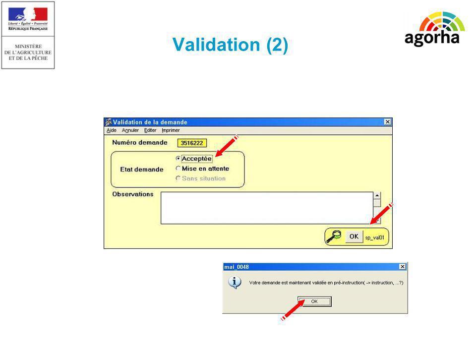 Validation (2)