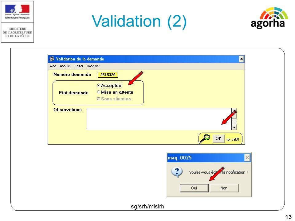 13 sg/srh/misirh Validation (2)