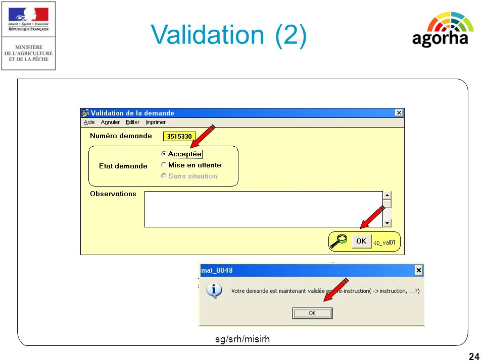 24 sg/srh/misirh Validation (2)
