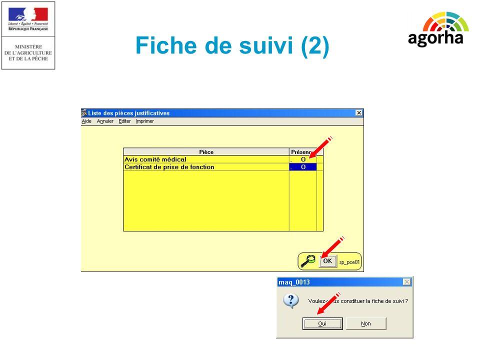SG/SRH/MISIRH Fiche de suivi (2)