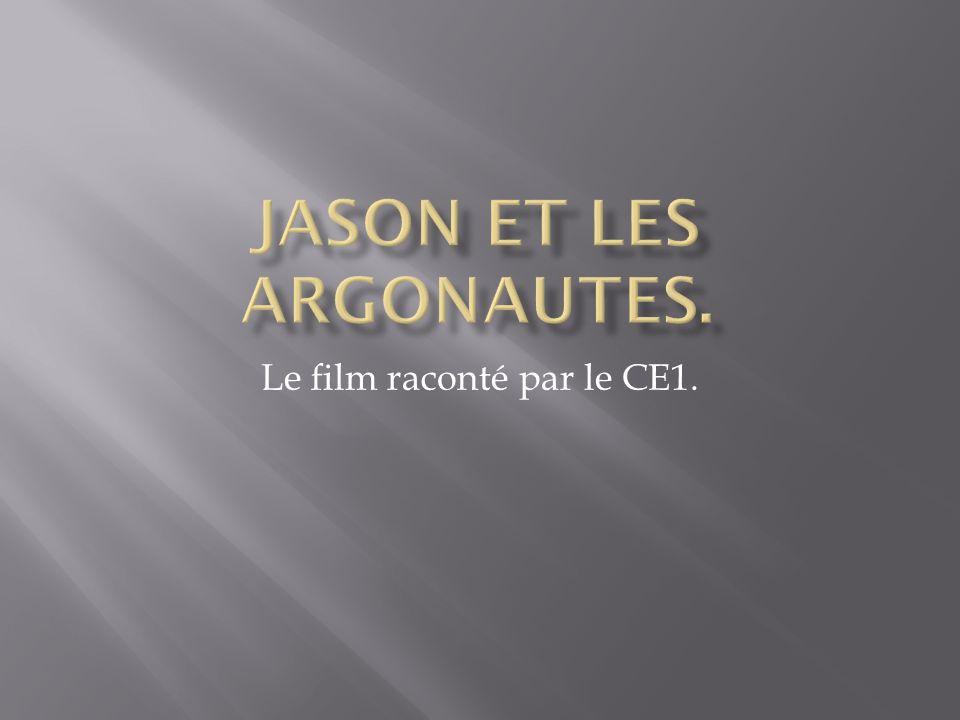 Le film raconté par le CE1.
